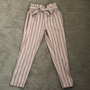 Thread + Supply Pink Pants Size M